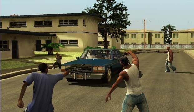 gangstar games