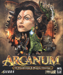 Arcanum Box Art