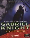 Gabriel Knight Sins of the Fathers Box Art