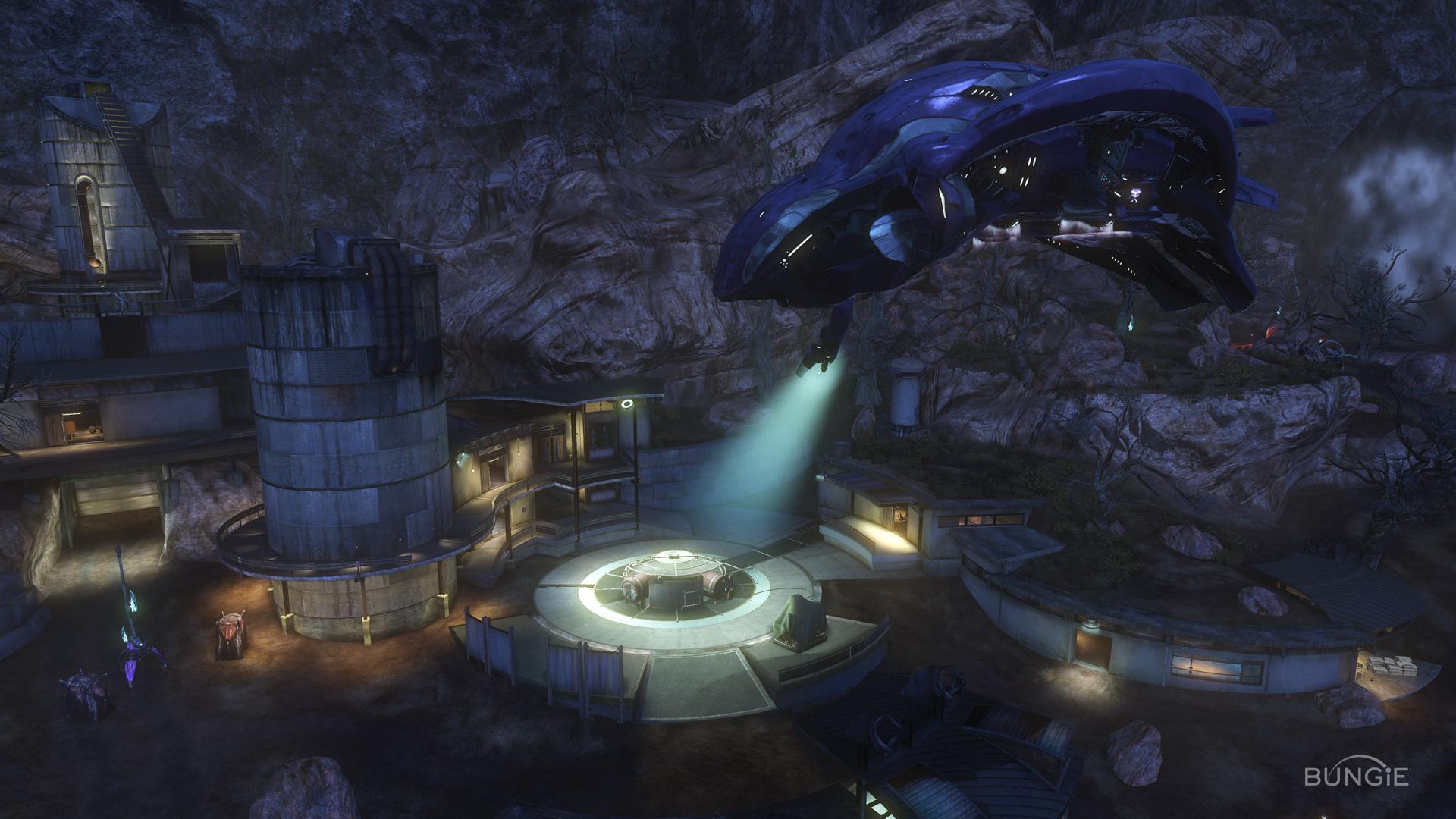 Halo - Type 52 Covenant Phantom [Troop Transport ...  |Halo Reach Phantom