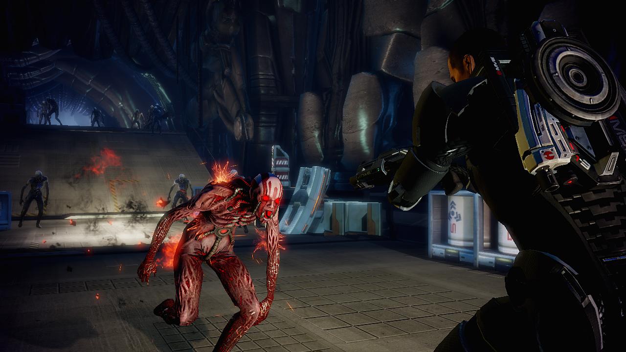 Mass Effect 2 Is Huge Hit