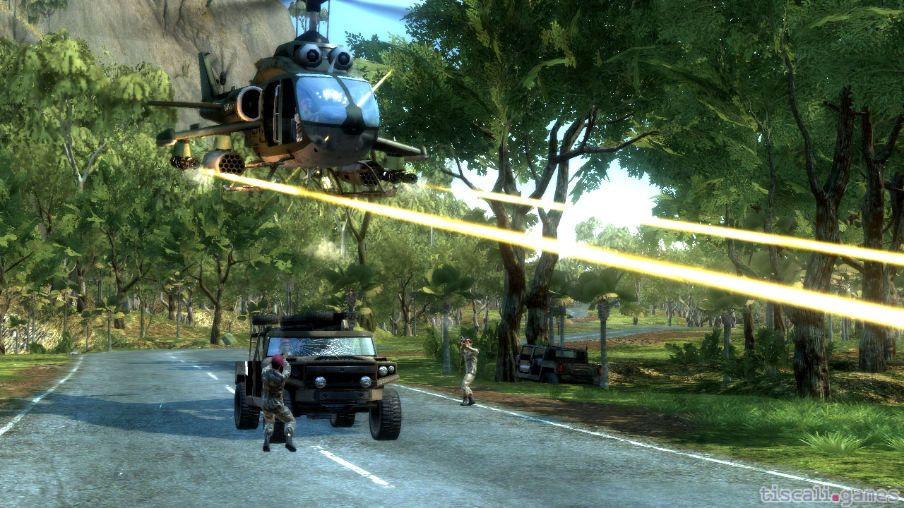 Just cause 2 black market download