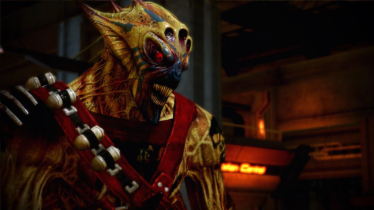 Review Mass Effect 2