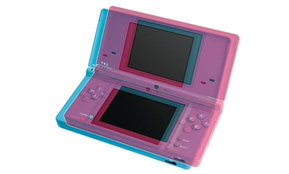 the new 3d ds from nintendo. Black Bedroom Furniture Sets. Home Design Ideas