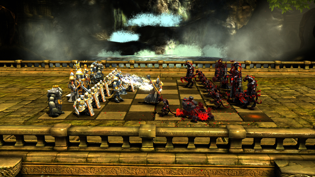 Battle vs chess coming to ps3 360 pc 10 26 2010 for Battle chess