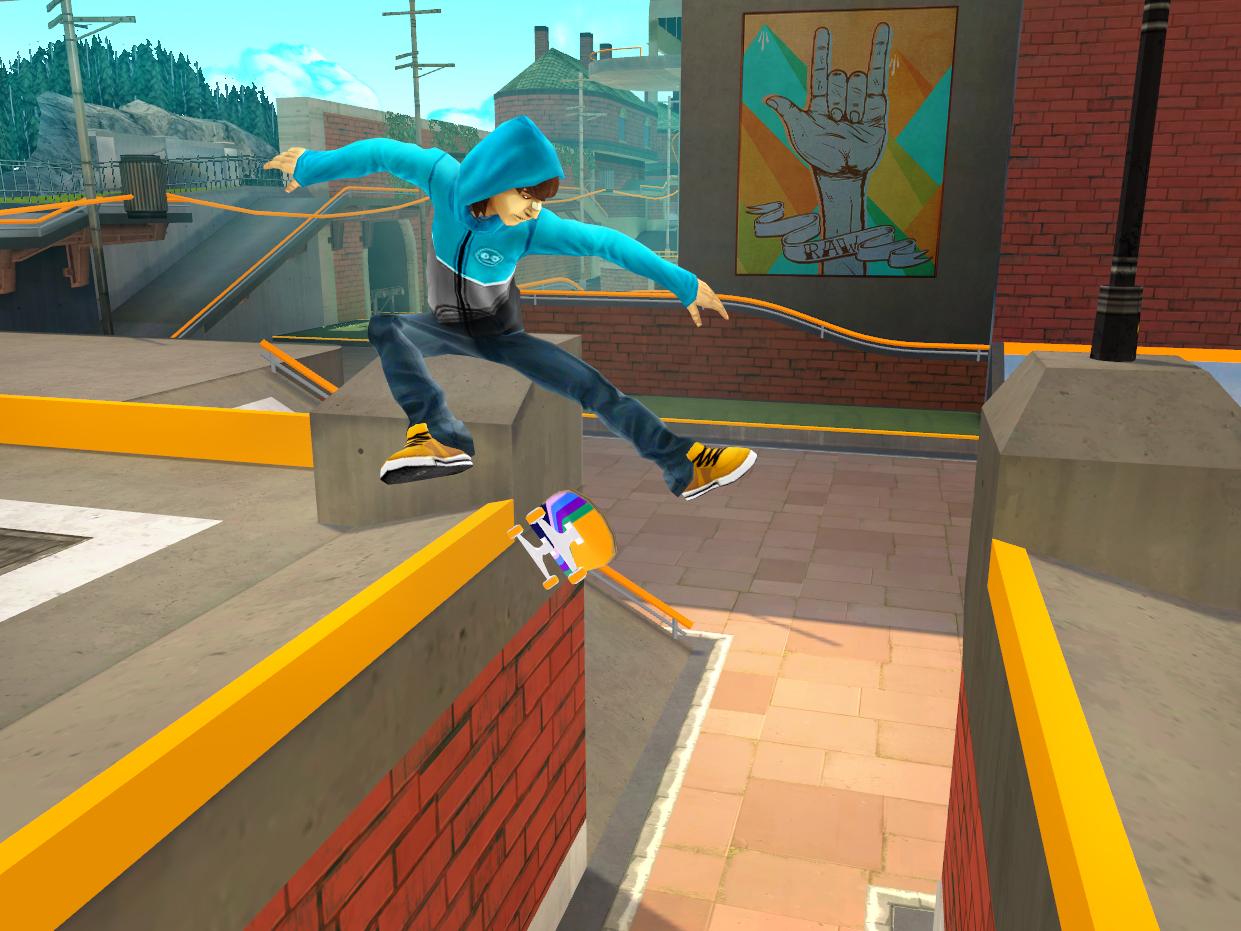 Скачать игру - Shaun White Скейтборд / Shaun White Skateboarding (2010