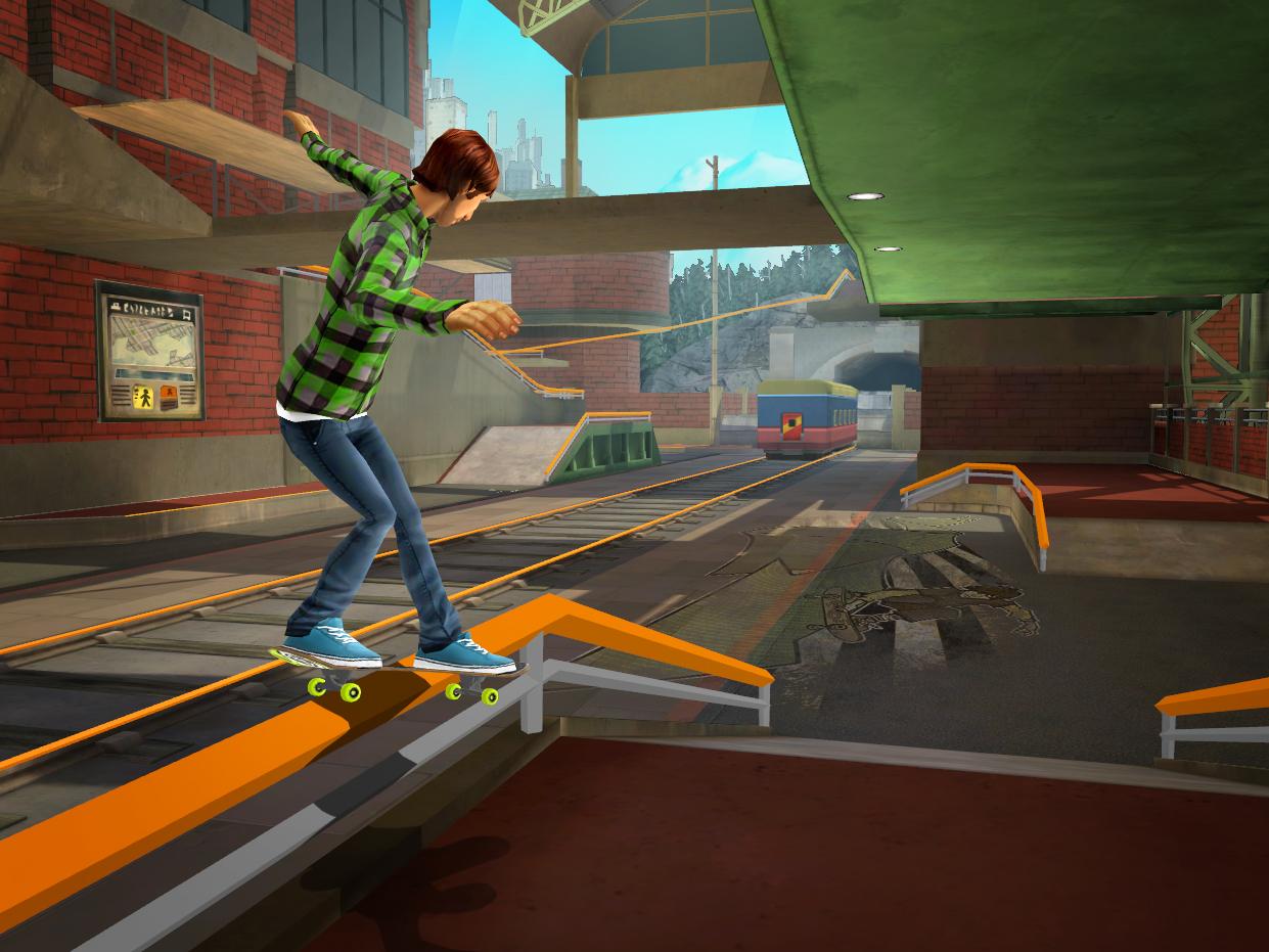 Скачать игру Shaun White Skateboarding (2010/RUS) .