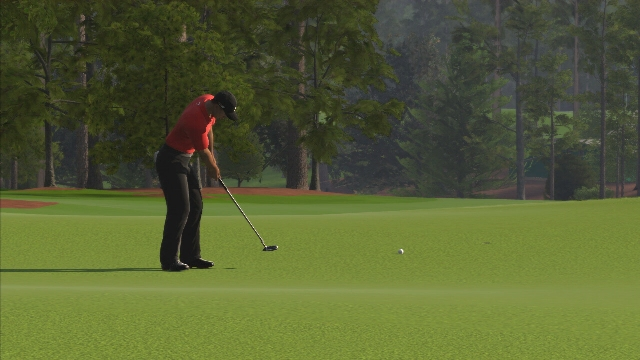 Tiger Woods PGA Tour 12 Going to Augusta