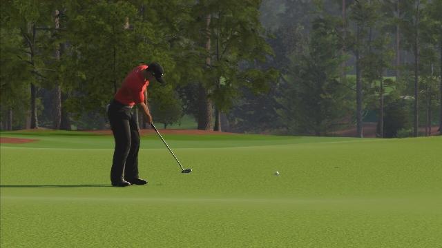 Tiger Woods PGA Tour 12 Going to Augusta