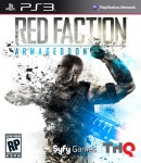 THQ's Red Faction: Armageddon Shows Off Its Boxart
