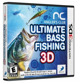 New screenshots for angler s club ultimate bass fishing for The fishing club 3d