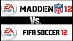 Madden NFL 12 vs FIFA 12: By The Real Life ..
