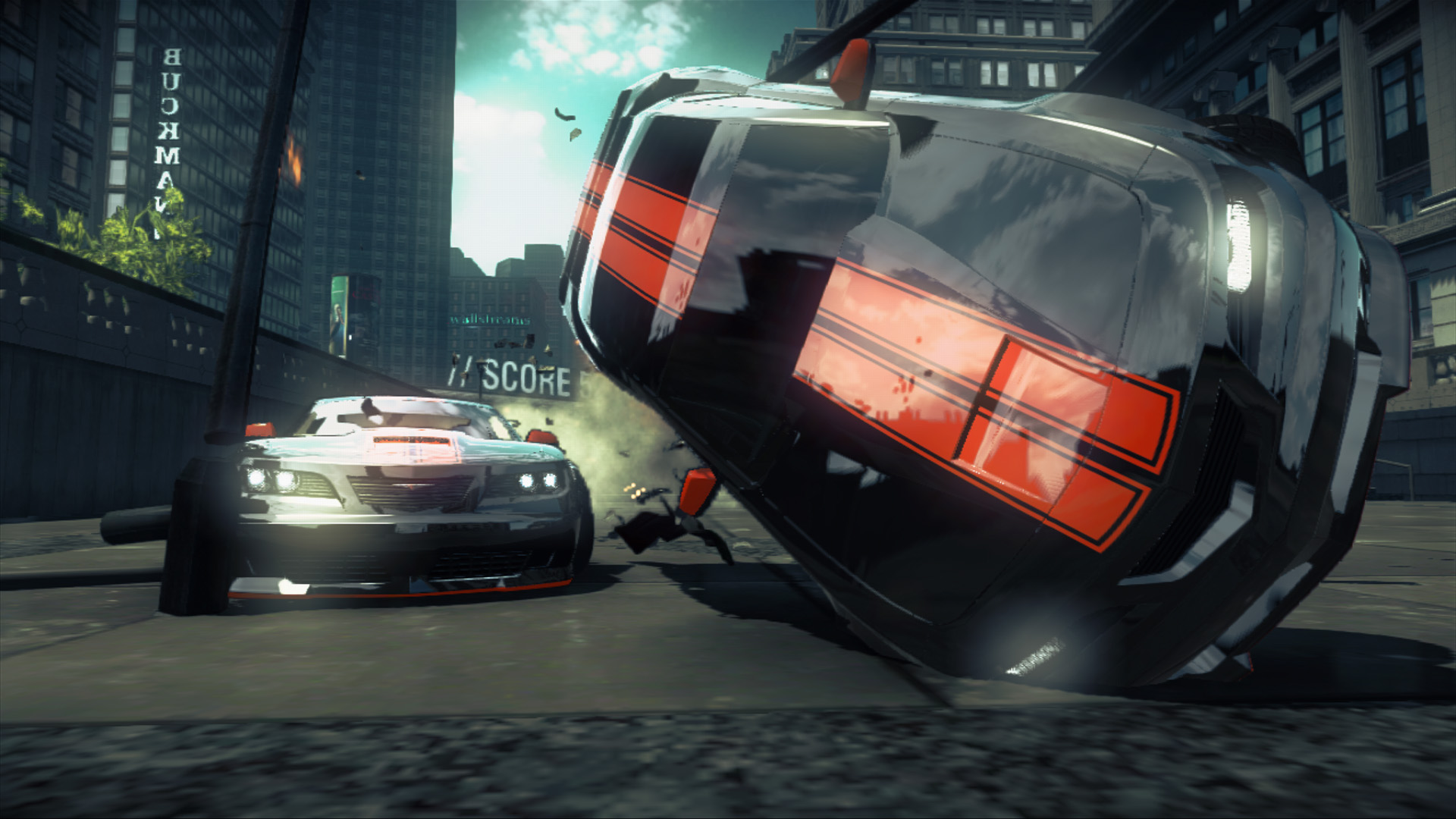 Namco Bandai S Ridge Racer Unbounded Shows Off Auto