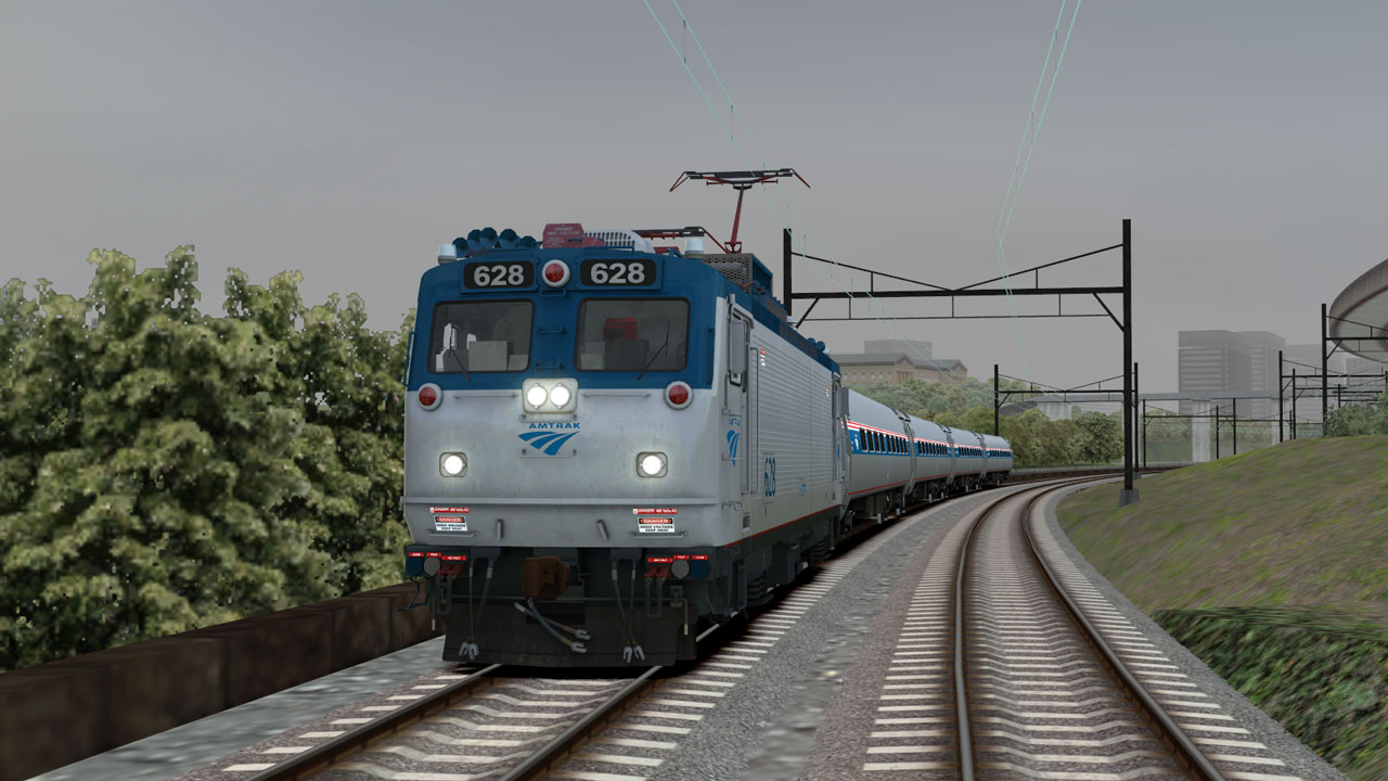 Trains I Wish Were In Trainz 10 By Pudgemountain On – Fondos de Pantalla