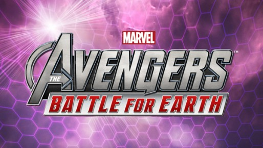 Marvel avengers battle for earth and key art created by marvel comics