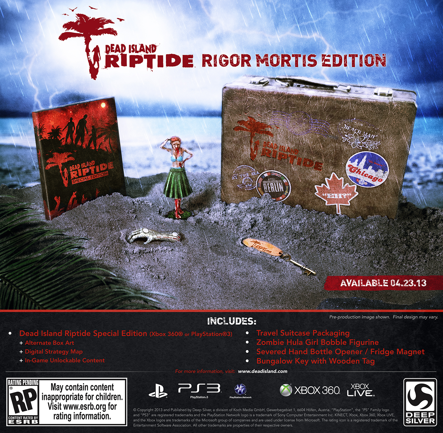 Dead Island Special Edition Co Op