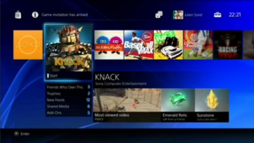 PS4XMB