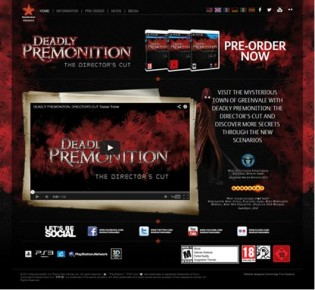 DeadlyPremonitionWebsite