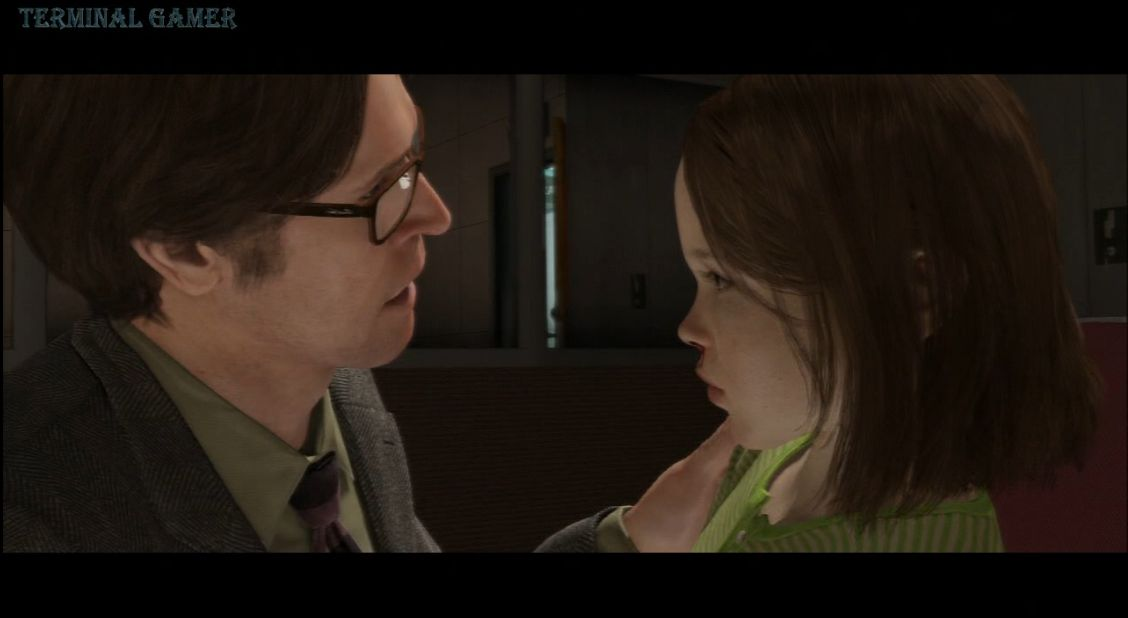 Hands on With the Beyond: Two Souls Demo