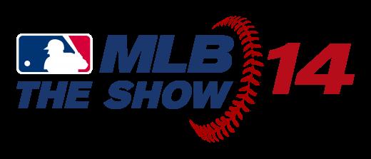 MLB14TheShowLogo