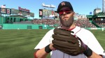Pedroia needs a shave