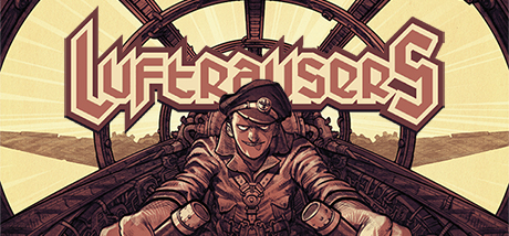 LUFTRAUSERS - Key Art Small