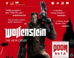 Pre-Order Wolfenstein: The New Order for Access to the DOOM ..