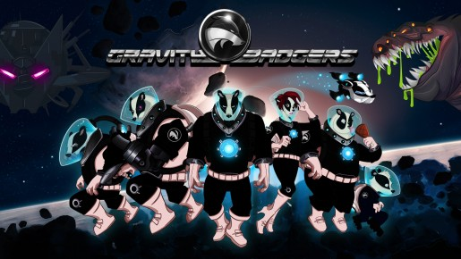 Gravity Badger_SplashScreen