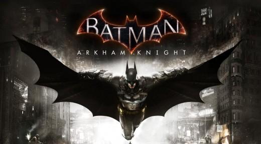 BatmanArkhamKnightLogo