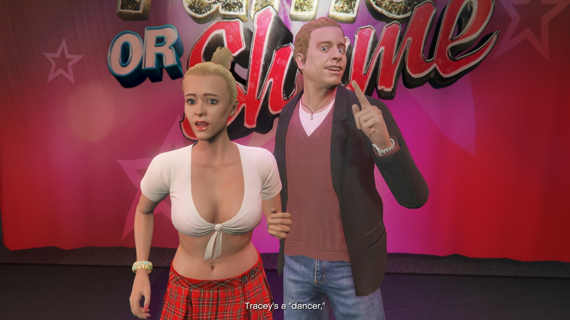 Gta 5 franklin dating tracey thurman 6