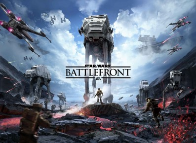 Star Wars Battlefront Key Art