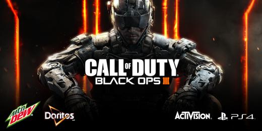 DEW Doritos COD Black Ops III Photo