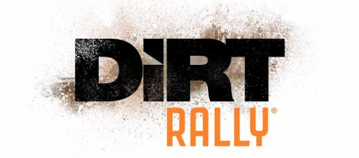 DiRT RALLY® logo DK