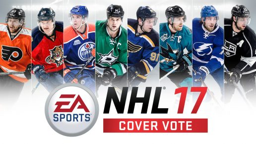 EA SPORTS NHL® 17 COVER VOTE BEGINS TODAY