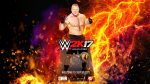 Brock Lesnar Graces the Cover of WWE 2K17