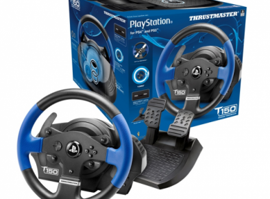 thrustmaster t150 racing wheel review steering you in. Black Bedroom Furniture Sets. Home Design Ideas