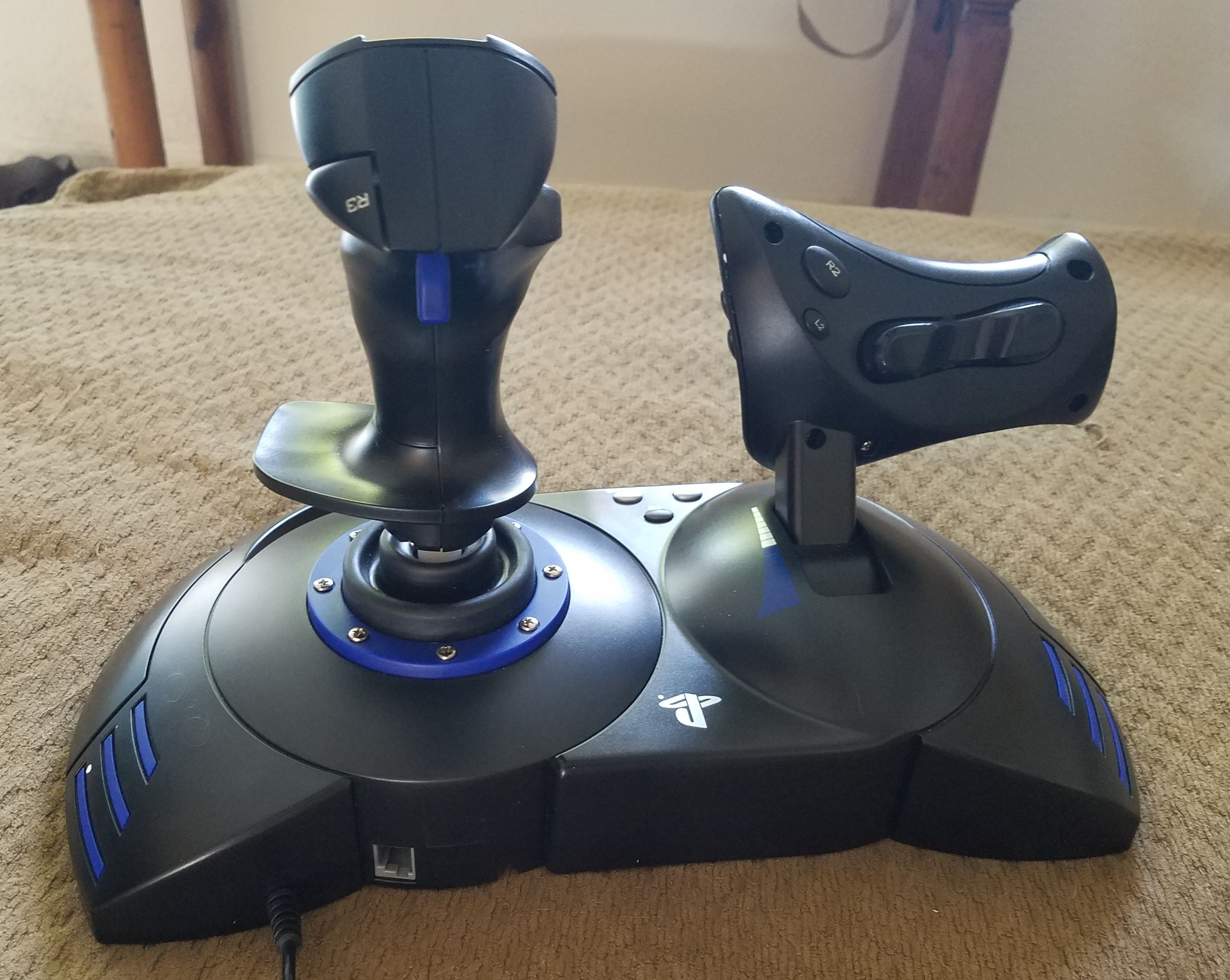 Thrustmaster T Flight Hotas 4 Flight Stick Review - Take Control of