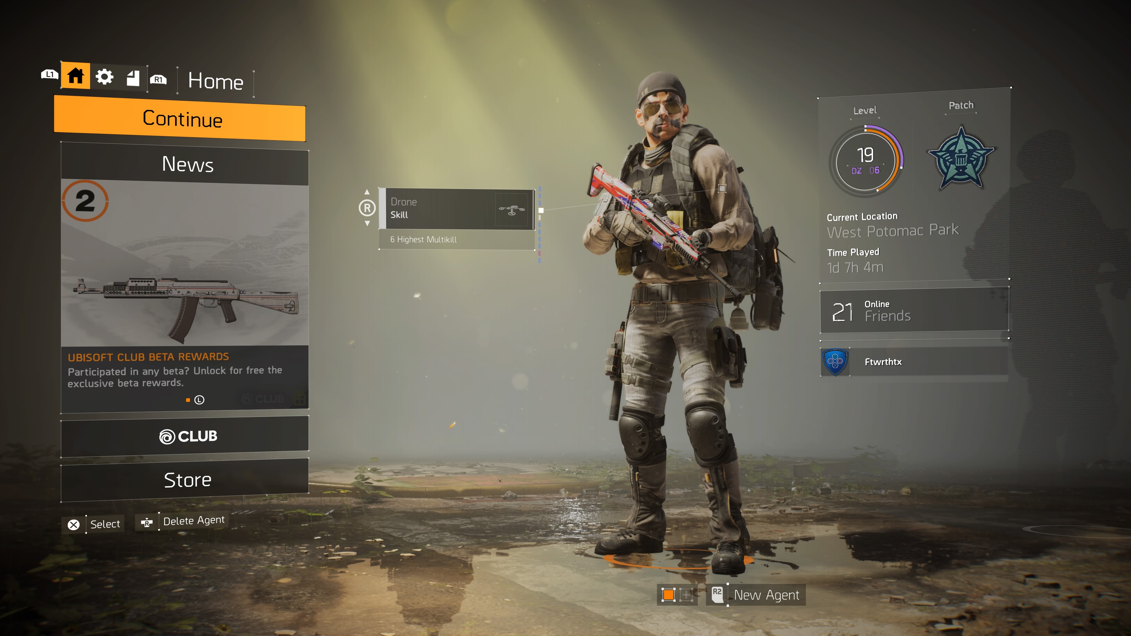 Tom Clancy's The Division 2 Review - Better Bring Some Back-Up