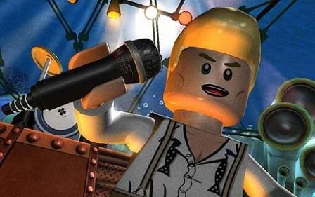 Yep, that's Lego David Bowie