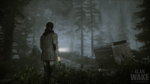 Featuring a dark storyline, a large, beautiful world to explore, and the development team behind Max Payne, Alan Wake is a no-brainer for number five on our list after such a long wait.
