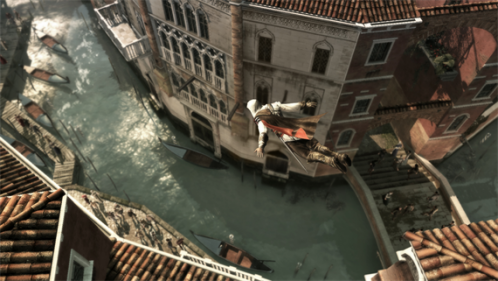 Assassin's Creed II's DLC will be arriving in January and February