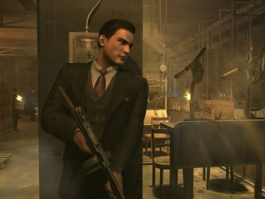Mafia 2 will feature an open world to explore, gunfights, and gangster's named Paulie - why wouldn't it be on our list? Mafia 2 cracks into our list at number 7.