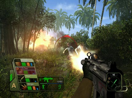A Command & Conquer shooter? Nope. Not ever going to see the light of day.