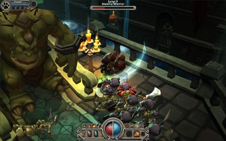 Torchlight is a great dungeon crawler that should tide you over during the long wait until Diablo III is released