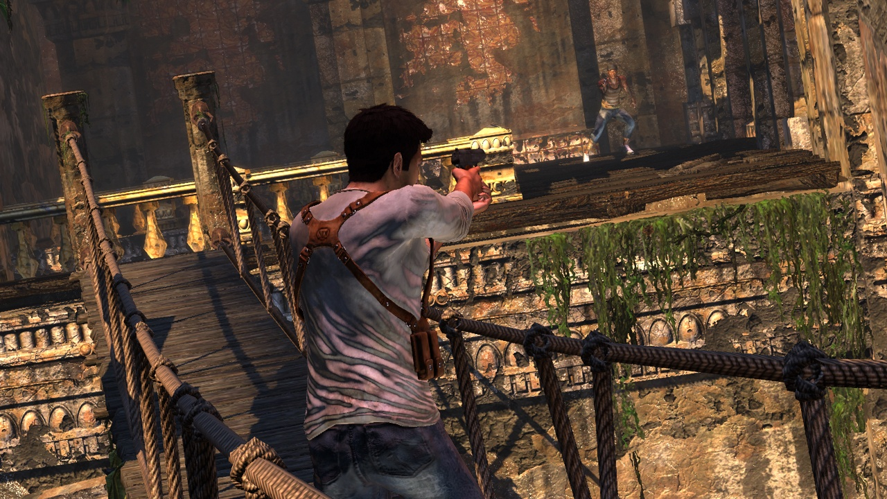 Uncharted 2 won Metacritic's Game of the Year Award and helped the PS3 claim Platform of the Year honors