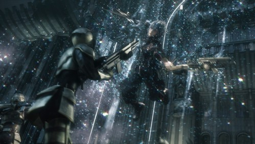 Final Fantasy XIII will be released next week in Japan and in March in North America and Europe
