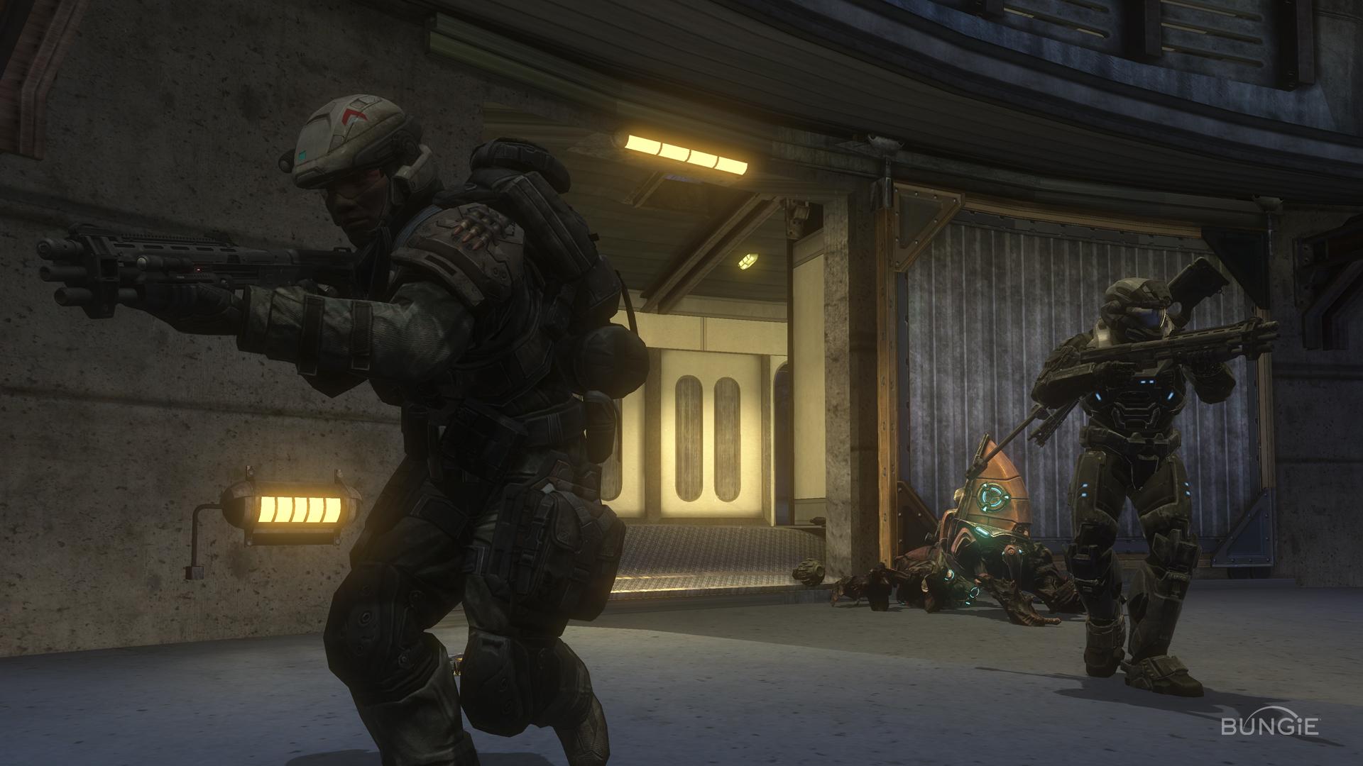 More Halo: Reach Screens Show Up