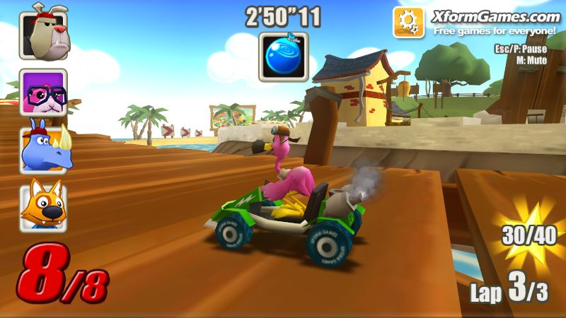 Go Kart Go Nitro Download Free