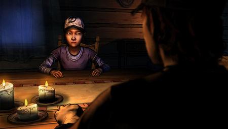 The Walking Dead Season Two Clementine in Conversation