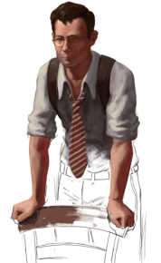 Inspector Nicolas Legrand